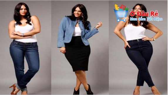 cách chọn đồ cho nữ béo đẹp nhất
