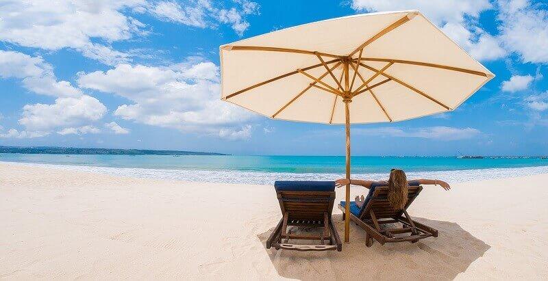 Bãi biển Green Bowl Beach Bali