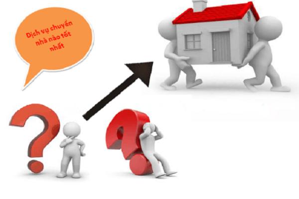 Lựa chọn công ty chuyển nhà tốt